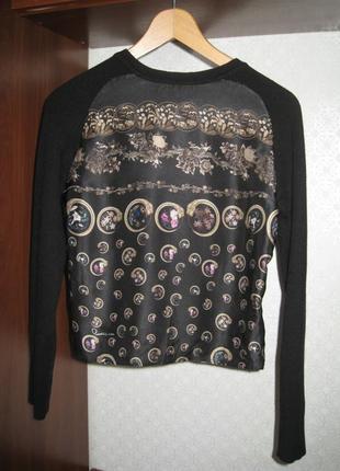 Стильный свитер, кроп-топ roberto cavalli