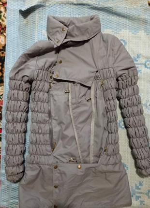 Курточка под слинг