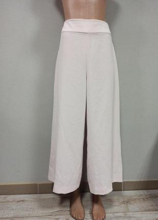 Укороченые брюки кюлоты h&m