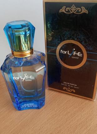 Жіноча парфумована вода forlife 100мл