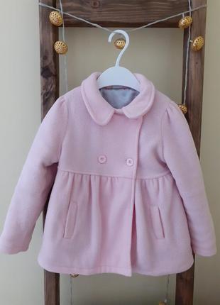 Флісове пальто для дівчинки фірми healthtex,розмір 4t