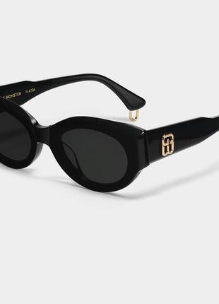 Сонцезахисні окуляри gentle monster, нові, весь комплект, оригінал