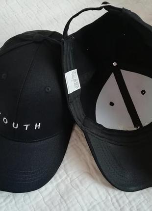 Модная стильная кепка, бейсболка youth. женские кепки