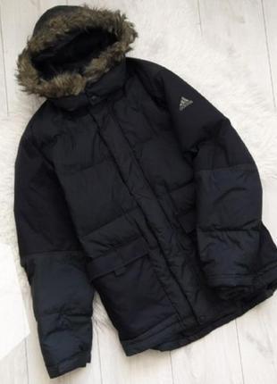 Зимова парка від adidas