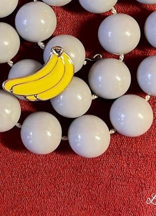 Брошь банан украшение значне пин