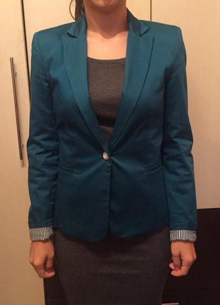 Жакет пиджак размер s