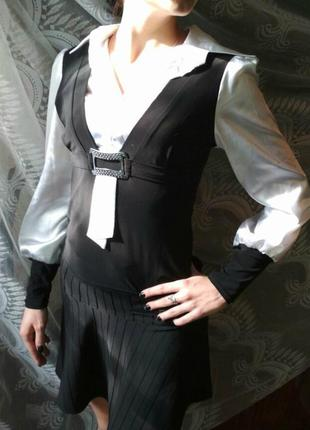 Блуза школьная\офисная