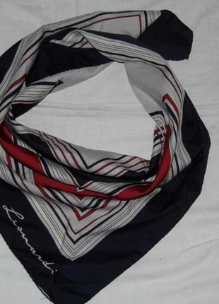 Стильный,красивый платок для мужчин от loredano италия оригинал