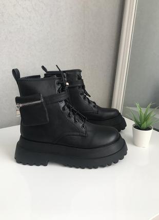 Ботинки asos