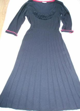 #теплое платье #marks&spencer#трикотажное платье # турция#