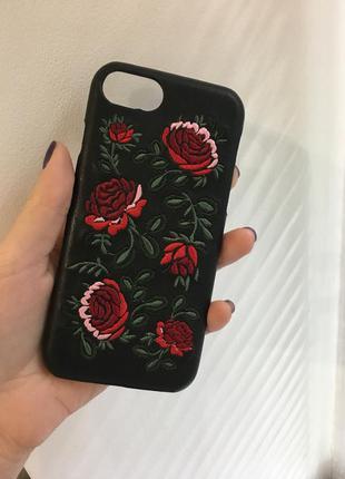 Чехол на iphone 6/6s/7 bershka