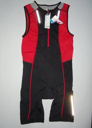 Велокостюм crane triathlon велоформа (l)