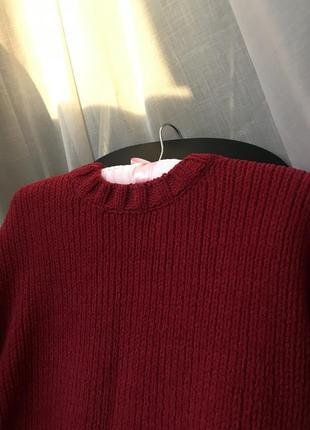 Женский очень красивый свитер