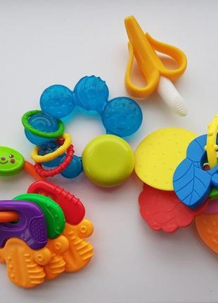 Грызунки игрушки