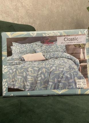 Комплект двуспального постельного белья