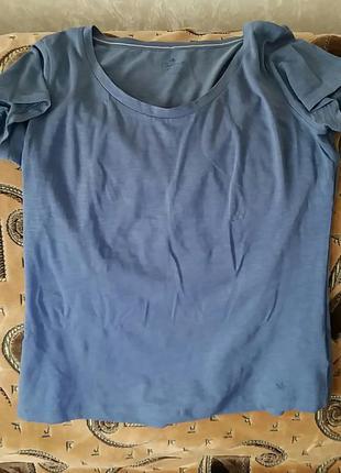 Базовая футболка, размер s-m