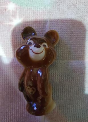 Статуэтка олимпийский мишка