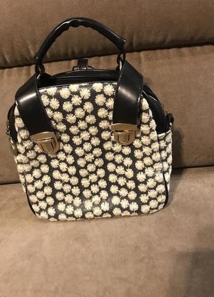 Оригинальная сумочка- рюкзак трансформер