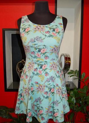 Летний короткий сарафан, платье divided