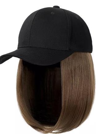 Кепка-перука