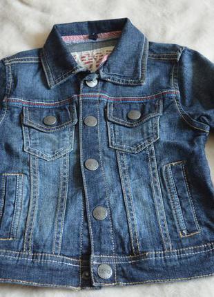 Джинсовая курточка 3 года