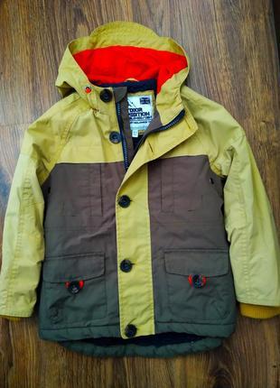 Куртка, ветровка на 4-5лет