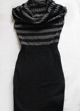 Вязаное платье gloria jeans