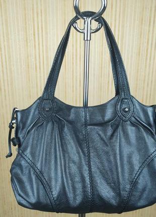 Женская кожаная сумка cromia, сделана в италии