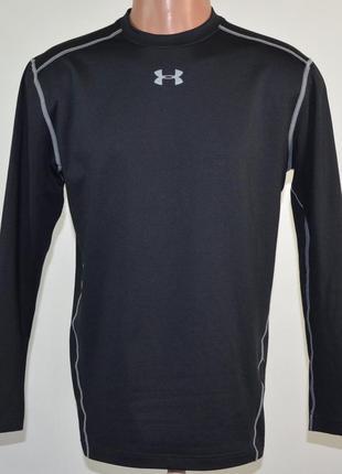 Компрессионная футболка under armour (xl) coldgear compression