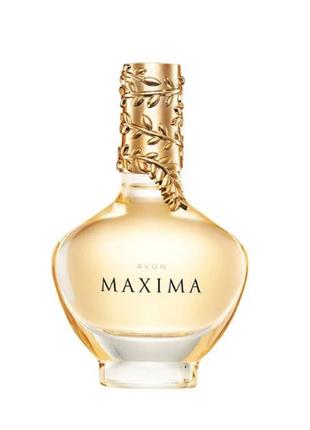Парфюмерная вода avon maxima