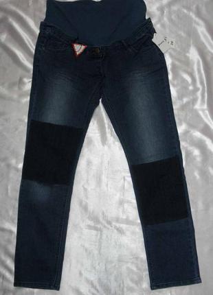 Приятные джинсы для беременных kiabi  50 наш