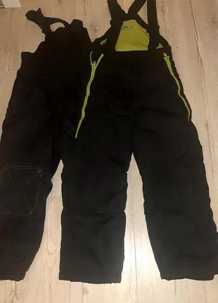 Лыжные штаны,комбез