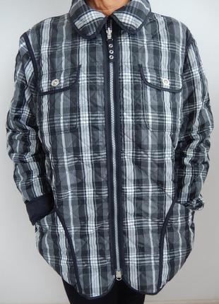 Двусторонняя демисезонная куртка bonita в идеальном состоянии made германия