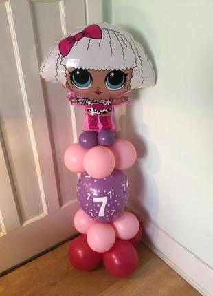 Кульки шарики фігурки
