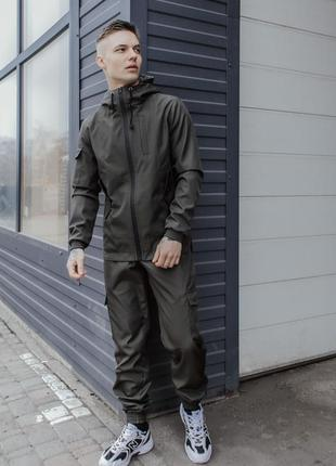 "Комплект хакі ""easy"" softshell"