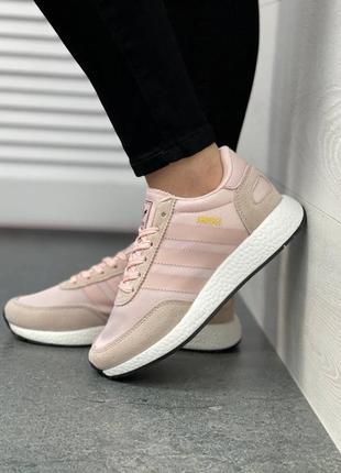 Adidas iniki runner pink