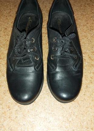 Туфли кожа 38 размер.