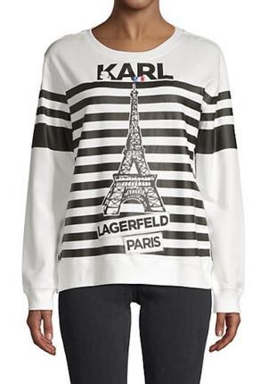 Кофта karl lagerfeld (размеры xs /s )(💯оригинал🇺🇸)🤑1780 грн.🛒