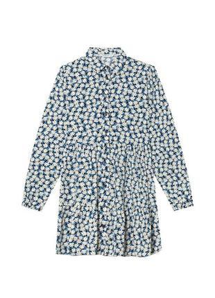 Платье-рубашка stradivarius