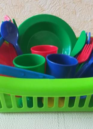 Дитячий посуд посудка детская чехія