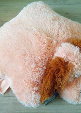 Нова подушка у формі іграшки собачка/новая подушка- игрушка собачка/ подушка трансформер