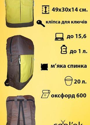 Рюкзак b3