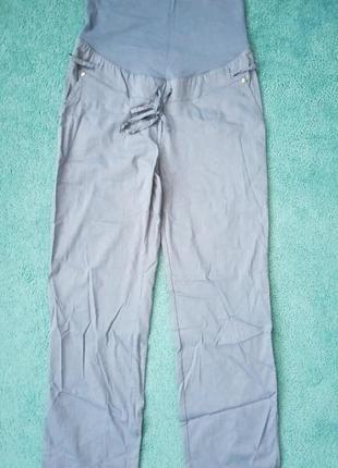 Штаники брюки для беременных р.40-44 на лето