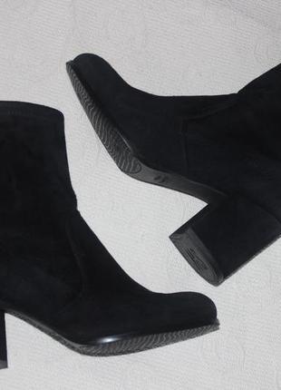 Stuart weitzman новые ботинки р. 36-37 escada prada gucci