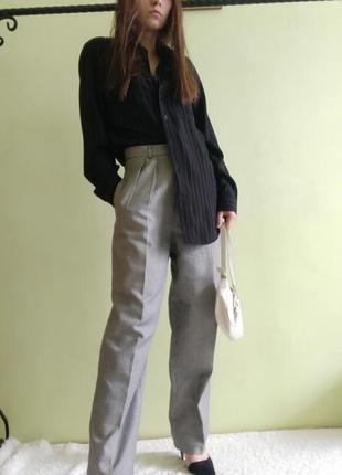 Актуальні брюки з защепами size s/m 🖤