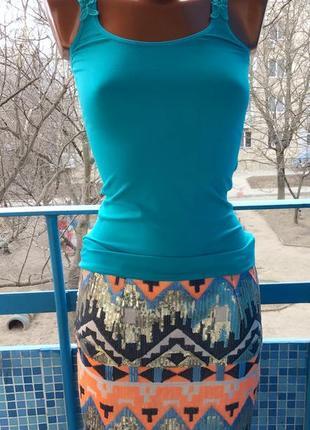 Эластичная новая юбка от atmosphere