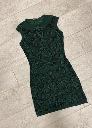 Итальянское брендовое платье