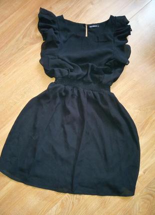 Сукня плаття шифонове