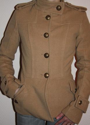 Пальто кардиган утепленный на синтепоне kira plastinina