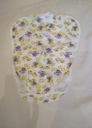 Европеленка-кокон боди для новорожденных